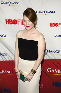 """Game Change"" PremiereJulianne Moore3-7-2012 / Ziegfeld Theater / HBO / New York NY / Photo by Eric Reichbaum - Image 24183_0115"