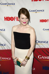"""Game Change"" PremiereJulianne Moore3-7-2012 / Ziegfeld Theater / HBO / New York NY / Photo by Eric Reichbaum - Image 24183_0117"