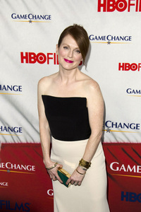 """Game Change"" PremiereJulianne Moore3-7-2012 / Ziegfeld Theater / HBO / New York NY / Photo by Eric Reichbaum - Image 24183_0120"