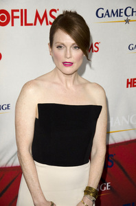 """""""Game Change"""" PremiereJulianne Moore3-7-2012 / Ziegfeld Theater / HBO / New York NY / Photo by Eric Reichbaum - Image 24183_0123"""