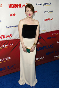 """""""Game Change"""" PremiereJulianne Moore3-7-2012 / Ziegfeld Theater / HBO / New York NY / Photo by Eric Reichbaum - Image 24183_0134"""