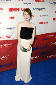 """""""Game Change"""" PremiereJulianne Moore3-7-2012 / Ziegfeld Theater / HBO / New York NY / Photo by Eric Reichbaum - Image 24183_0135"""