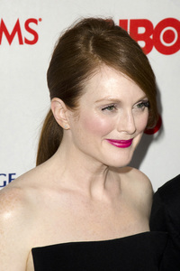"""Game Change"" PremiereJulianne Moore3-7-2012 / Ziegfeld Theater / HBO / New York NY / Photo by Eric Reichbaum - Image 24183_0138"