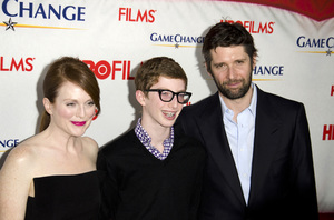 """""""Game Change"""" PremiereJulianne Moore3-7-2012 / Ziegfeld Theater / HBO / New York NY / Photo by Eric Reichbaum - Image 24183_0139"""
