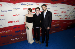 """""""Game Change"""" PremiereJulianne Moore3-7-2012 / Ziegfeld Theater / HBO / New York NY / Photo by Eric Reichbaum - Image 24183_0140"""