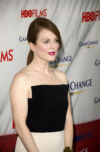 """""""Game Change"""" PremiereJulianne Moore3-7-2012 / Ziegfeld Theater / HBO / New York NY / Photo by Eric Reichbaum - Image 24183_0145"""