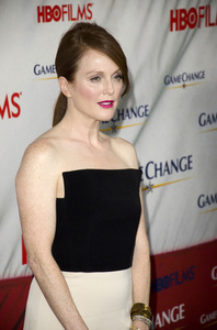 """""""Game Change"""" PremiereJulianne Moore3-7-2012 / Ziegfeld Theater / HBO / New York NY / Photo by Eric Reichbaum - Image 24183_0146"""
