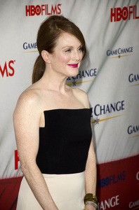 """""""Game Change"""" PremiereJulianne Moore3-7-2012 / Ziegfeld Theater / HBO / New York NY / Photo by Eric Reichbaum - Image 24183_0148"""