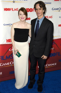 """Game Change"" PremiereJulianne Moore, Jay Roach3-7-2012 / Ziegfeld Theater / HBO / New York NY / Photo by Eric Reichbaum - Image 24183_0151"