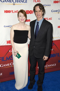 """""""Game Change"""" PremiereJulianne Moore, Jay Roach3-7-2012 / Ziegfeld Theater / HBO / New York NY / Photo by Eric Reichbaum - Image 24183_0152"""