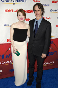 """Game Change"" PremiereJulianne Moore, Jay Roach3-7-2012 / Ziegfeld Theater / HBO / New York NY / Photo by Eric Reichbaum - Image 24183_0153"