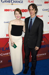 """""""Game Change"""" PremiereJulianne Moore, Jay Roach3-7-2012 / Ziegfeld Theater / HBO / New York NY / Photo by Eric Reichbaum - Image 24183_0154"""