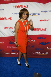 """""""Game Change"""" PremiereGayle King3-7-2012 / Ziegfeld Theater / HBO / New York NY / Photo by Eric Reichbaum - Image 24183_0218"""