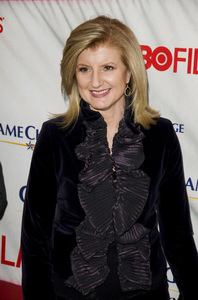 """Game Change"" PremiereArianna Huffington3-7-2012 / Ziegfeld Theater / HBO / New York NY / Photo by Eric Reichbaum - Image 24183_0275"