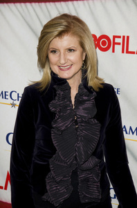 """Game Change"" PremiereArianna Huffington3-7-2012 / Ziegfeld Theater / HBO / New York NY / Photo by Eric Reichbaum - Image 24183_0277"