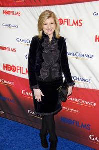 """Game Change"" PremiereArianna Huffington3-7-2012 / Ziegfeld Theater / HBO / New York NY / Photo by Eric Reichbaum - Image 24183_0278"