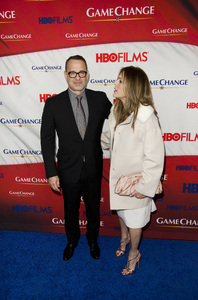 """""""Game Change"""" PremiereTom Hanks, Rita Wilson3-7-2012 / Ziegfeld Theater / HBO / New York NY / Photo by Eric Reichbaum - Image 24183_0287"""
