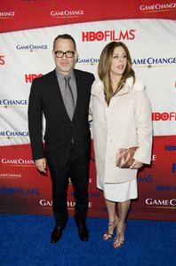 """""""Game Change"""" PremiereTom Hanks, Rita Wilson3-7-2012 / Ziegfeld Theater / HBO / New York NY / Photo by Eric Reichbaum - Image 24183_0288"""