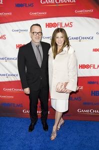 """""""Game Change"""" PremiereTom Hanks, Rita Wilson3-7-2012 / Ziegfeld Theater / HBO / New York NY / Photo by Eric Reichbaum - Image 24183_0296"""