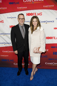 """Game Change"" PremiereTom Hanks, Rita Wilson3-7-2012 / Ziegfeld Theater / HBO / New York NY / Photo by Eric Reichbaum - Image 24183_0297"