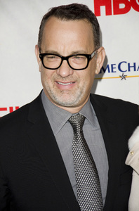 """Game Change"" PremiereTom Hanks3-7-2012 / Ziegfeld Theater / HBO / New York NY / Photo by Eric Reichbaum - Image 24183_0298"