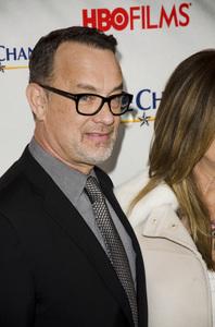 """Game Change"" PremiereTom Hanks3-7-2012 / Ziegfeld Theater / HBO / New York NY / Photo by Eric Reichbaum - Image 24183_0305"