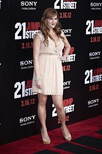 """""""21 Jump Street"""" PremiereSara Rue3-13-2012 / Grauman"""