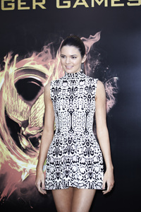 """""""The Hunger Games"""" PremiereKendall Jenner3-12-2012 / Nokia Theater LA Live / Lionsgate / Los Angeles CA / Photo by Benny Haddad - Image 24191_0064"""