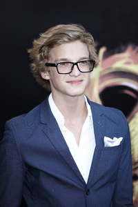 """""""The Hunger Games"""" PremiereCody Simpson3-12-2012 / Nokia Theater LA Live / Lionsgate / Los Angeles CA / Photo by Benny Haddad - Image 24191_0102"""