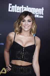 """""""The Hunger Games"""" PremiereMiley Cyrus3-12-2012 / Nokia Theater LA Live / Lionsgate / Los Angeles CA / Photo by Benny Haddad - Image 24191_0137"""