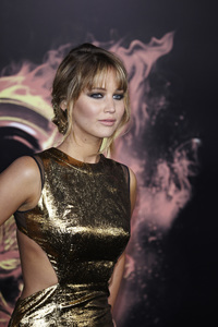 """""""The Hunger Games"""" PremiereJennifer Lawrence3-12-2012 / Nokia Theater LA Live / Lionsgate / Los Angeles CA / Photo by Benny Haddad - Image 24191_0150"""