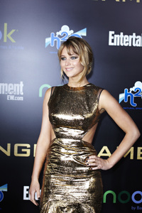 """""""The Hunger Games"""" PremiereJennifer Lawrence3-12-2012 / Nokia Theater LA Live / Lionsgate / Los Angeles CA / Photo by Benny Haddad - Image 24191_0156"""