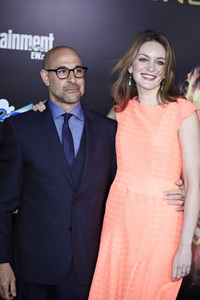 """The Hunger Games"" PremiereStanley Tucci, Felicity Blunt3-12-2012 / Nokia Theater LA Live / Lionsgate / Los Angeles CA / Photo by Benny Haddad - Image 24191_0175"