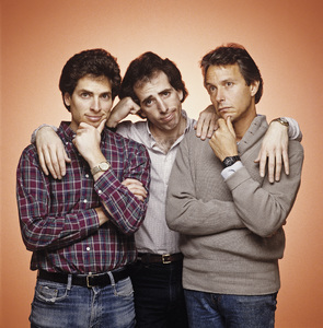 Jerry Zucker, Jim Abrahams and David Zucker1984© 1984 Phil Fewsmith - Image 24194_0001