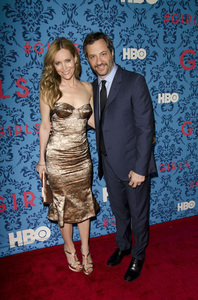 """""""Girls"""" PremiereLeslie Mann, Judd Apatow4-4-2012 / School of Visual Arts / HBO / New York NY / Photo by Eric Reichbaum - Image 24204_0013"""