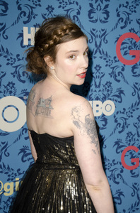 """Girls"" PremiereLena Dunham4-4-2012 / School of Visual Arts / HBO / New York NY / Photo by Eric Reichbaum - Image 24204_0036"