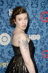 """Girls"" PremiereLena Dunham4-4-2012 / School of Visual Arts / HBO / New York NY / Photo by Eric Reichbaum - Image 24204_0037"
