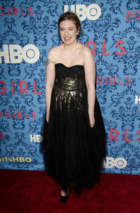 """Girls"" PremiereLena Dunham4-4-2012 / School of Visual Arts / HBO / New York NY / Photo by Eric Reichbaum - Image 24204_0043"