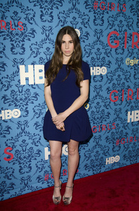 """Girls"" PremiereZosia Mamet4-4-2012 / School of Visual Arts / HBO / New York NY / Photo by Eric Reichbaum - Image 24204_0071"