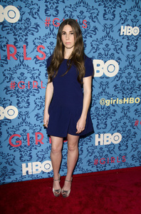 """Girls"" PremiereZosia Mamet4-4-2012 / School of Visual Arts / HBO / New York NY / Photo by Eric Reichbaum - Image 24204_0076"