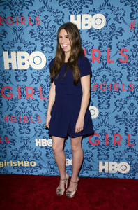 """Girls"" PremiereZosia Mamet4-4-2012 / School of Visual Arts / HBO / New York NY / Photo by Eric Reichbaum - Image 24204_0078"