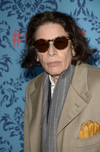 """Girls"" PremiereFran Lebowitz4-4-2012 / School of Visual Arts / HBO / New York NY / Photo by Eric Reichbaum - Image 24204_0095"