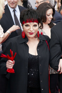 """""""40th Anniversary Restoration of Cabaret"""" Premiere Liza Minnelli4-12-2012 / Grauman Chinese Theater / TCM Film Festival / Hollywood CA / Photo by Kevin Kozicki - Image 24206_0085"""
