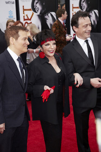 """40th Anniversary Restoration of Cabaret"" Premiere Liza Minnelli4-12-2012 / Grauman Chinese Theater / TCM Film Festival / Hollywood CA / Photo by Kevin Kozicki - Image 24206_0087"