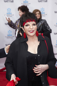 """""""40th Anniversary Restoration of Cabaret"""" Premiere Liza Minnelli4-12-2012 / Grauman Chinese Theater / TCM Film Festival / Hollywood CA / Photo by Kevin Kozicki - Image 24206_0091"""
