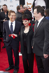 """40th Anniversary Restoration of Cabaret"" Premiere Liza Minnelli4-12-2012 / Grauman Chinese Theater / TCM Film Festival / Hollywood CA / Photo by Kevin Kozicki - Image 24206_0092"