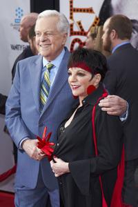 """40th Anniversary Restoration of Cabaret"" Premiere Liza Minnelli, Robert Osborne4-12-2012 / Grauman Chinese Theater / TCM Film Festival / Hollywood CA / Photo by Kevin Kozicki - Image 24206_0095"
