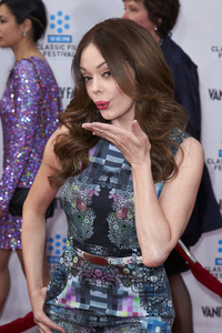 """""""40th Anniversary Restoration of Cabaret"""" Premiere Rose McGowan4-12-2012 / Grauman Chinese Theater / TCM Film Festival / Hollywood CA / Photo by Kevin Kozicki - Image 24206_0124"""
