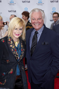 """""""40th Anniversary Restoration of Cabaret"""" Premiere Robert Wagner, Katie Wagner4-12-2012 / Grauman Chinese Theater / TCM Film Festival / Hollywood CA / Photo by Kevin Kozicki - Image 24206_0125"""