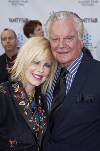 """""""40th Anniversary Restoration of Cabaret"""" Premiere Robert Wagner, Katie Wagner4-12-2012 / Grauman Chinese Theater / TCM Film Festival / Hollywood CA / Photo by Kevin Kozicki - Image 24206_0126"""